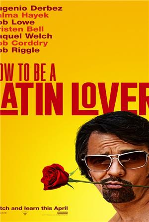 How to Be a Latin Lover (2017) 1080p Poster