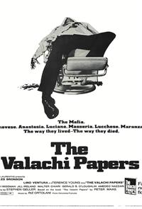 The Valachi Papers (1972) 1080p Poster