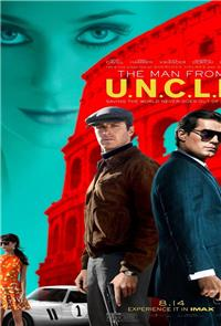 The Man from U.N.C.L.E. (2015) Poster