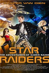 Star Raiders: The Adventures of Saber Raine (2017) 1080p Poster