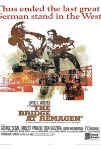 The Bridge at Remagen (1969) 1080p Poster