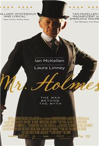 Mr. Holmes (2015) 1080p Poster