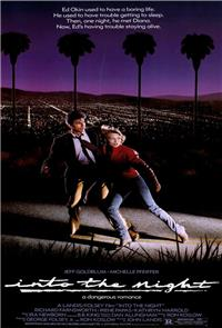 Into the Night (1985) 1080p Poster