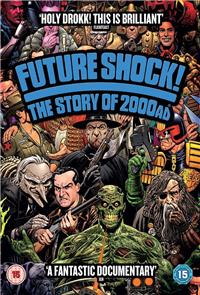 Future Shock! The Story of 2000AD (2014) Poster