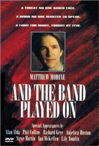 And the Band Played On (1993) Poster