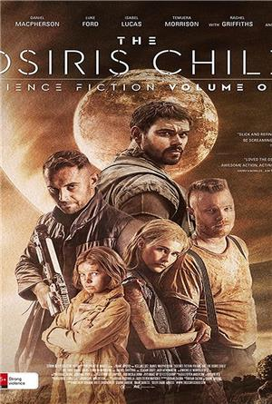 Science Fiction Volume One: The Osiris Child (2017) 1080p Poster
