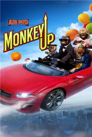 Monkey Up (2016) Poster