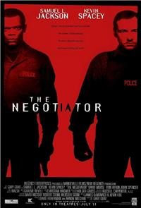 The Negotiator (1998) 1080p Poster