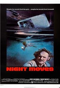 Night Moves (1975) Poster