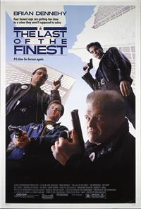 The Last of the Finest (1990) Poster