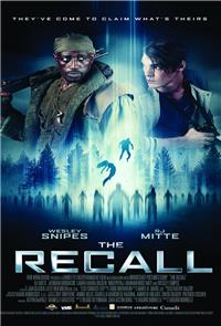 The Recall (2017) 1080p Poster