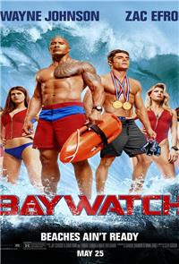 Baywatch (2017) 1080p Poster