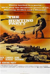 The Hunting Party (1971) Poster