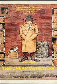The Cheap Detective (1978) Poster
