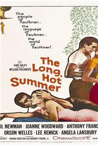 The Long, Hot Summer (1958) Poster