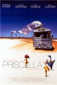 The Adventures of Priscilla, Queen of the Desert (1994) Poster
