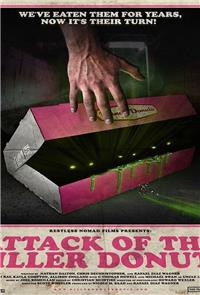 Attack of the Killer Donuts (2016) 1080p Poster