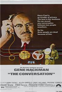 The Conversation (1974) Poster