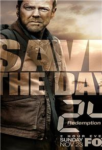 24: Redemption (2008) 1080p Poster