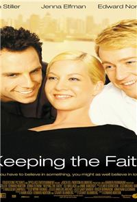 Keeping the Faith (2000) 1080p Poster