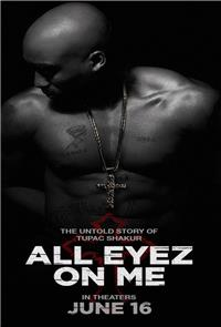 All Eyez on Me (2017) 1080p Poster