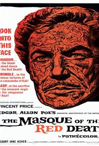 The Masque of the Red Death (1964) 1080p Poster