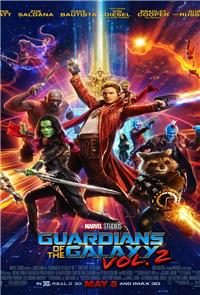 Guardians of the Galaxy Vol. 2 (2017) 3D Poster