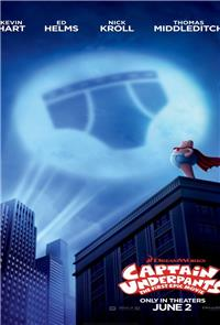 Captain Underpants: The First Epic Movie (2017) 1080p Poster