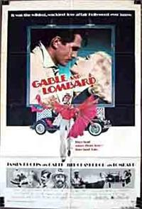 Gable and Lombard (1976) Poster