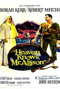 Heaven Knows, Mr. Allison (1957) Poster