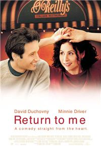 Return to Me (2000) Poster