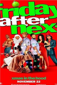 Friday After Next (2002) Poster