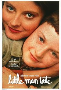 Little Man Tate (1991) Poster