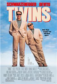 Twins (1988) 1080p Poster