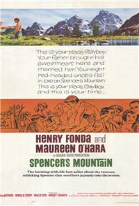 Spencer's Mountain (1963) Poster
