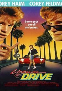 License to Drive (1988) Poster