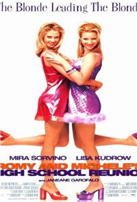 Romy and Michele's High School Reunion (1997) 1080p Poster