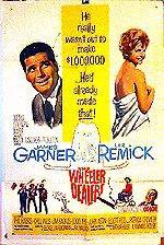 The Wheeler Dealers (1963) 1080p Poster