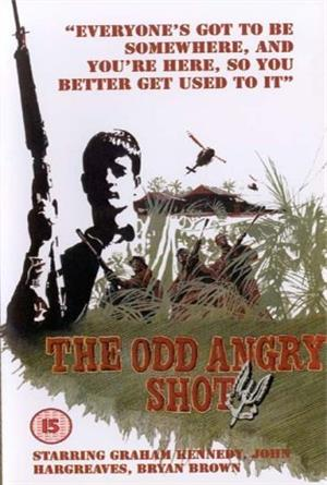 The Odd Angry Shot (1979) 1080p Poster