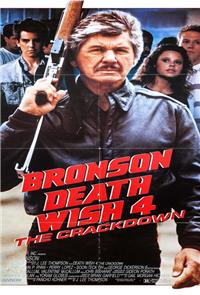 Death Wish 4: The Crackdown (1987) 1080p Poster