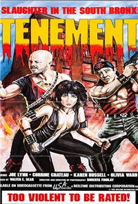 Tenement: Game of Survival (1985) Poster