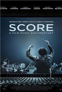 Score: A Film Music Documentary (2017) Poster
