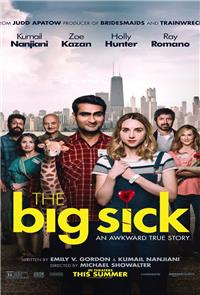 The Big Sick (2017) 1080p Poster