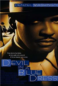 Devil in a Blue Dress (1995) Poster