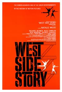 West Side Story (1961) 1080p Poster