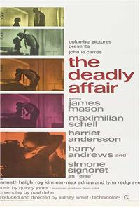The Deadly Affair (1966) 1080p Poster