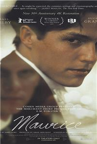 Maurice (1987) Poster