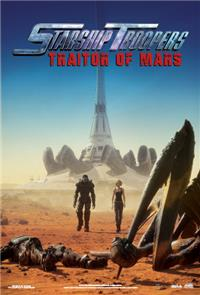 Starship Troopers: Traitor of Mars (2017) 1080p Poster