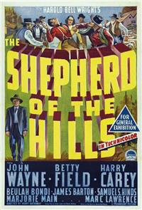 The Shepherd of the Hills (1941) 1080p Poster