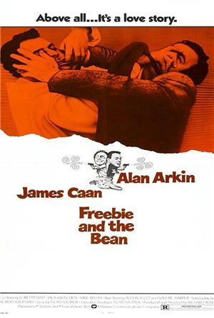 Freebie and the Bean (1974) 1080p Poster
